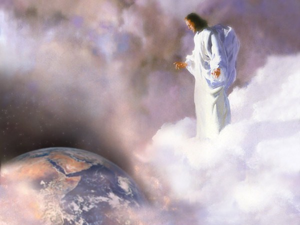 ИИСУС над Зем